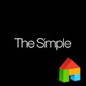 SimpleBlack LINELauncher theme icon