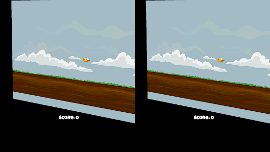 Flappy Cardboard Screenshot