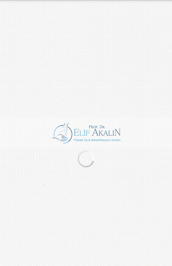 Prof. Dr. Elif Akalın - screenshot