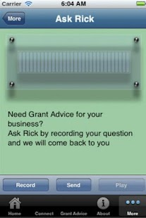 Grants Australia- screenshot thumbnail