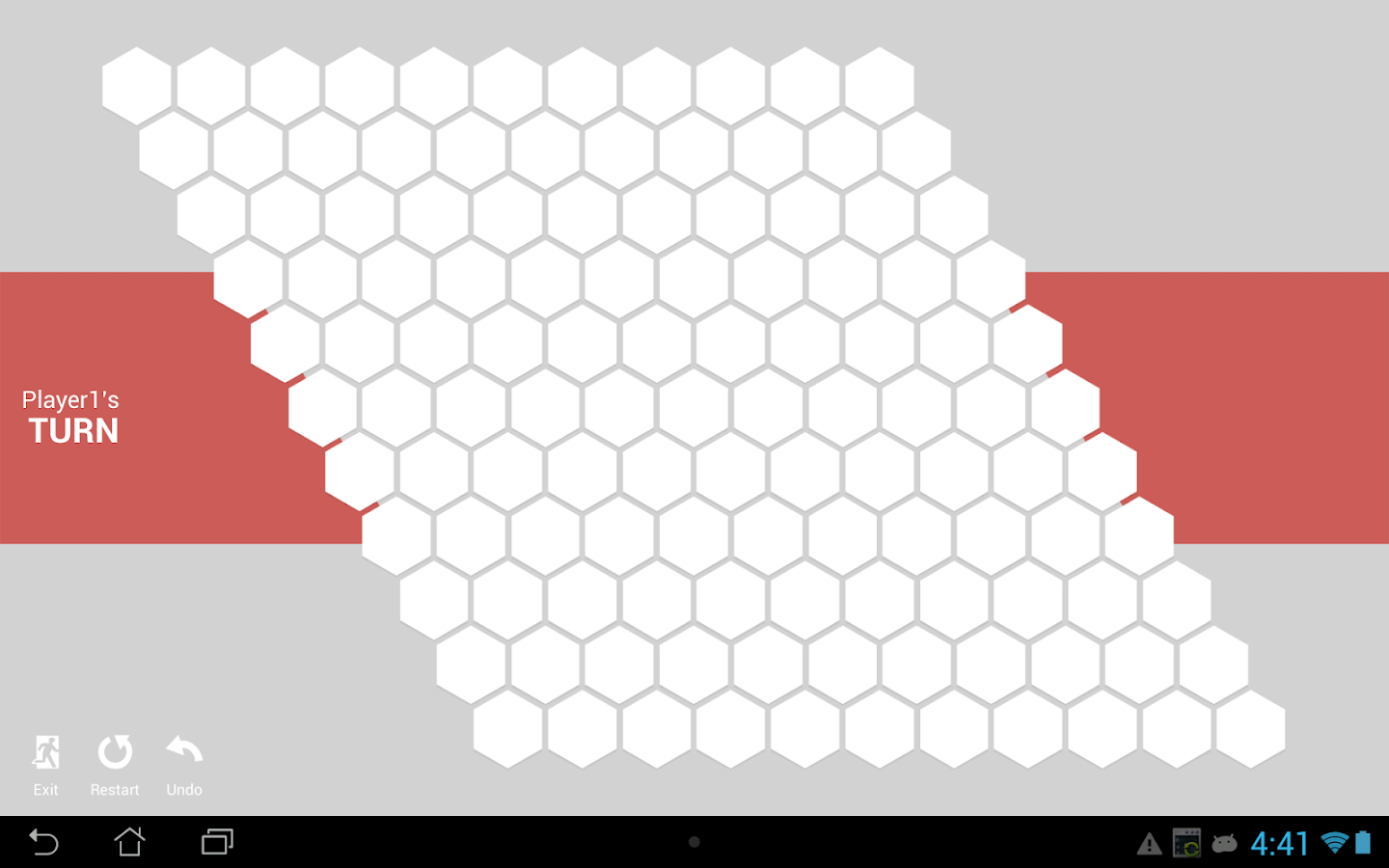 Hex - screenshot