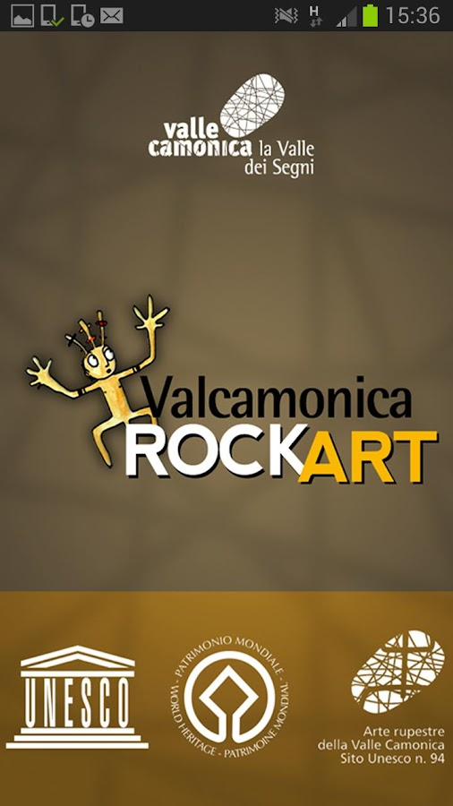 Valcamonica Rock Art- screenshot