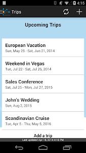 TripIt Travel Organizer – Free v3.8.1