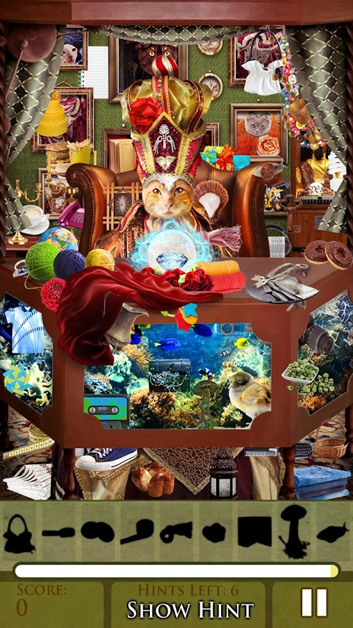 Hidden Object - The Carnival - screenshot