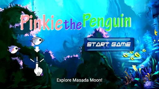 Pinkie the Penguin