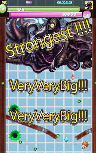 Pinball vs Monster