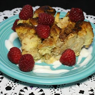 Eve's Bread Pudding