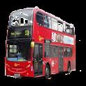 London Bus Timer - Free icon