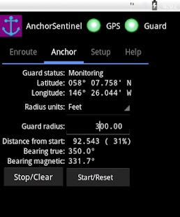 AnchorSentinel - screenshot thumbnail