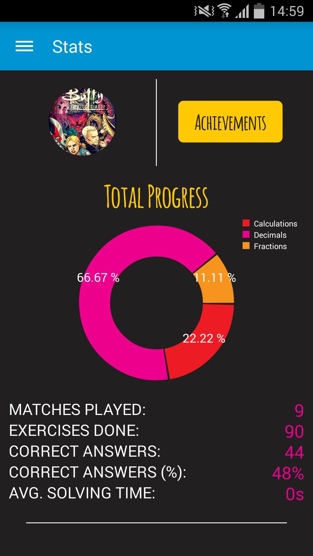 Maths Match screenshot #4