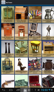 McTear's Auctioneers & Valuers- screenshot thumbnail