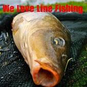 We Love Line Fishing