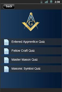 Freemasons Lite - screenshot thumbnail