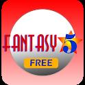 Florida Fantasy 5 (FREE) logo