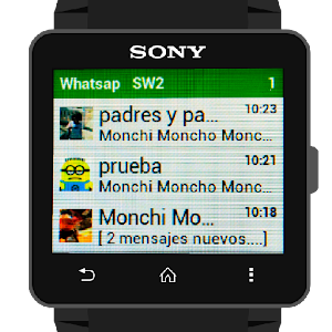 SmartWatch 2 & Whatsapp APK