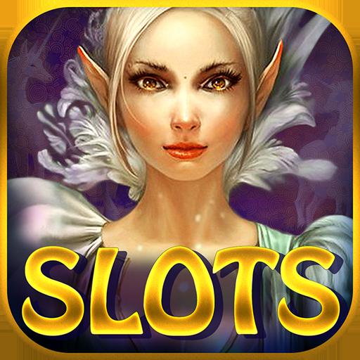 Fairy Tales Slots Vegas Pokies LOGO-APP點子