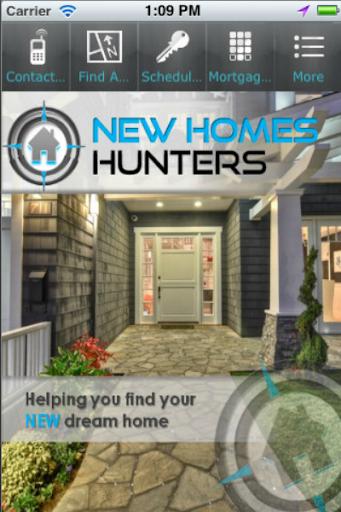 New Homes Hunters