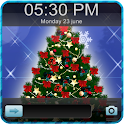 X-Mas Tree Go Locker Theme