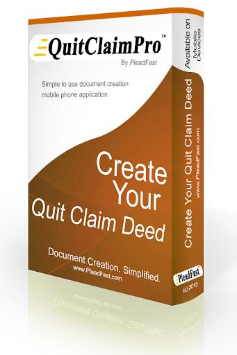 QuitClaimPro - Quit Claim Deed