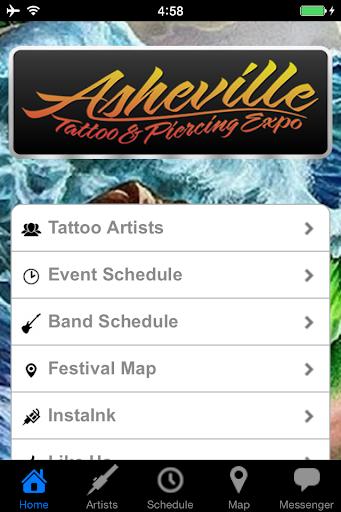 Asheville Tattoo Expo