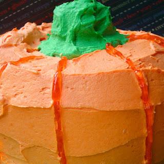 Mellowcreme Pumpkin Cake