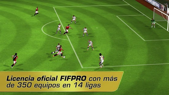 Real Football 2012: miniatura de captura de pantalla