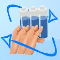 Battery Charge Movement Joke icon