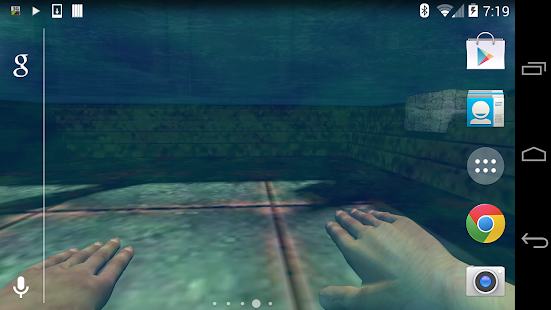Roman Bath 3D Live Wallpaper Screenshot