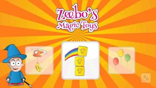 Zeebos Preschool Learning Game