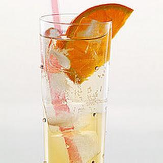 Orange Blossom Highball.
