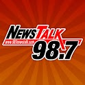 News Talk 98.7 logo