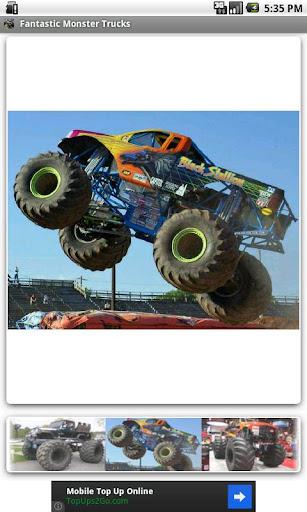 Fantastic Monster Trucks