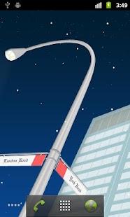 City Street Live Wallpaper Screenshot 2