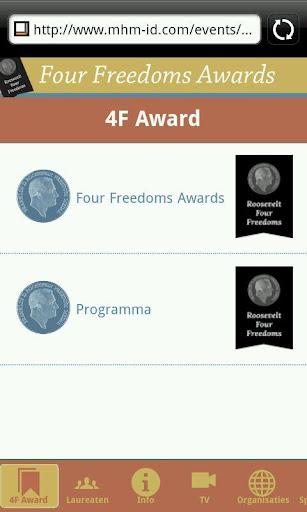 Four Freedoms Awards