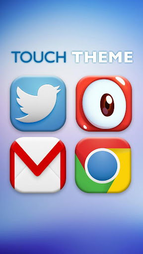 Touch - Icon Pack