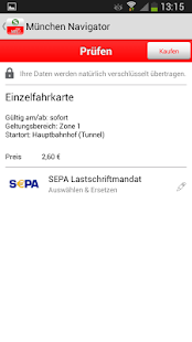 München Navigator - screenshot thumbnail