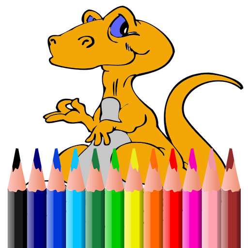 About Coloring Book Dinosaurs Google Play Version