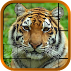 Animals World Tile Puzzle icon