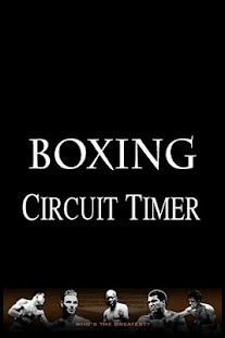 Boxing Circuit Timer - screenshot thumbnail