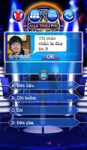 Ai la trieu phu - Arrasol - screenshot thumbnail