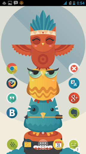 Owl - Icon Pack