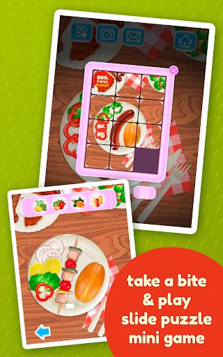 BBQ Grill Maker - Cooking Game  screenshots 11