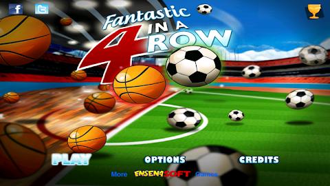 Fantastic 4 In A Row HD Screenshot 9