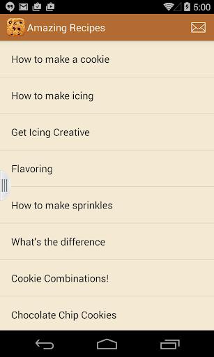 Top 20 Amazing Cookie Recipes