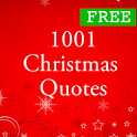 1001 Christmas Quotes+ (FREE!) icon