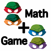 Math Game of Turtles Ninja