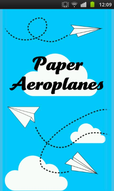 Paper Airplanes- screenshot