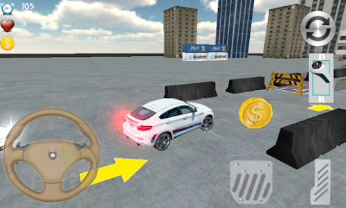 Speed Parking Game v3.1