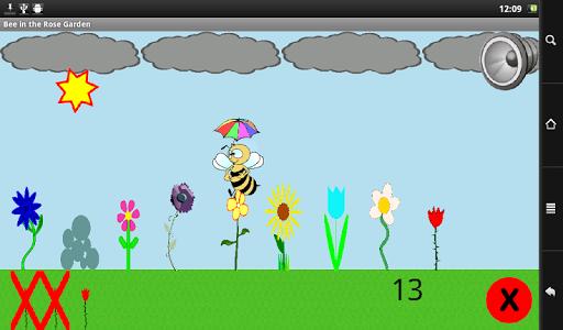 【免費解謎App】Bee in the Rose Garden-APP點子