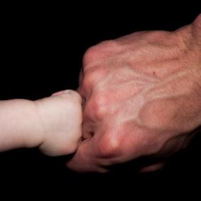 dad baby fist pump by Star Image - Babies & Children Hands & Feet ( fist pump baby dad boy )